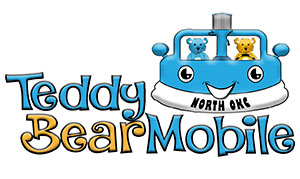 Teddy Bear Mobile North OKC Logo
