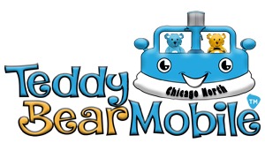 Teddy Bear Mobile – Chicago North Logo