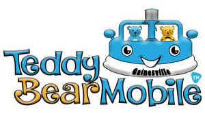 Teddy Bear Mobile Gainesville Logo