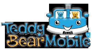 Teddy Bear Mobile - Hawaii